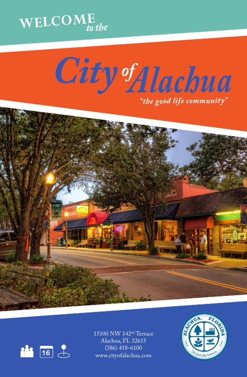 City of Alachua Information Guide