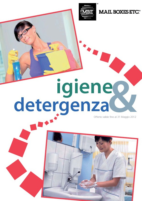 Mail Boxes Etc 241 - Speciale Igiene
