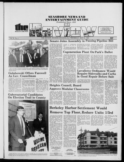 Review May 1989