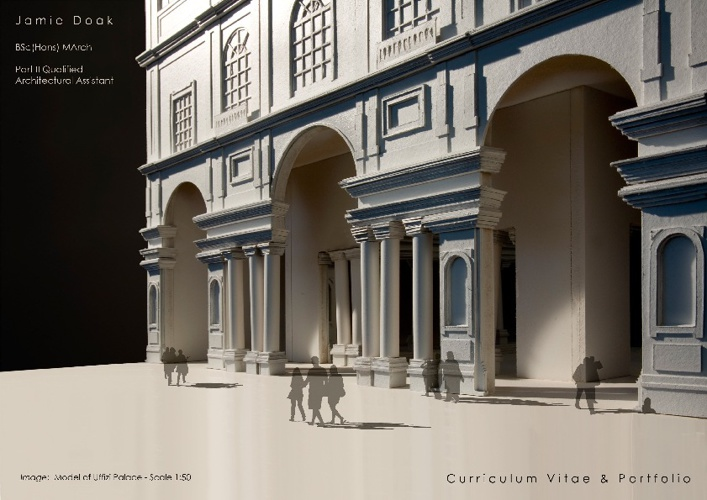 Jamie Doak - Architecture Portfolio