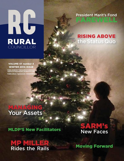 2014 Winter Rural Councilor website