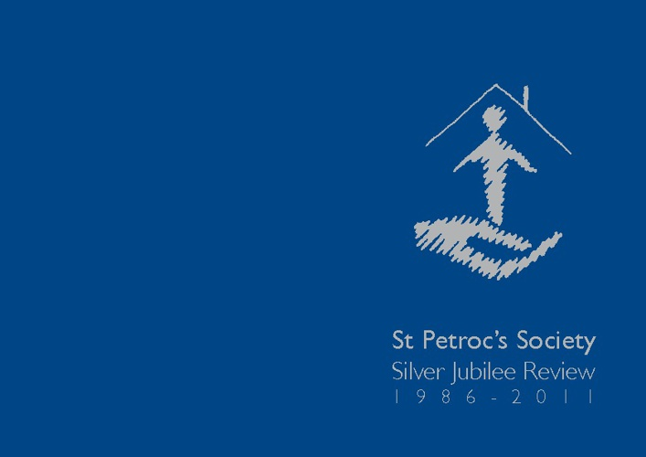 St Petroc's Society 25 year review
