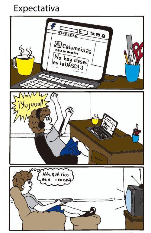 Comic UASD