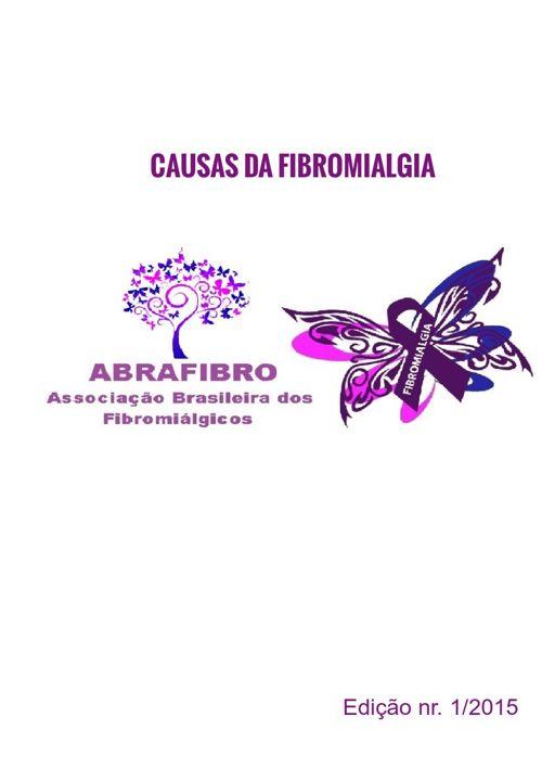 CAUSAS DA FIBROMIALGIA