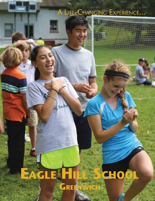 Eagle Hill School View Book