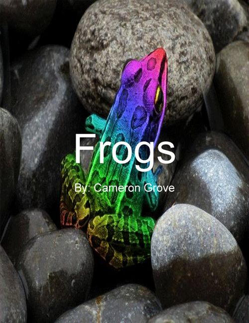 Frog Book- Grove