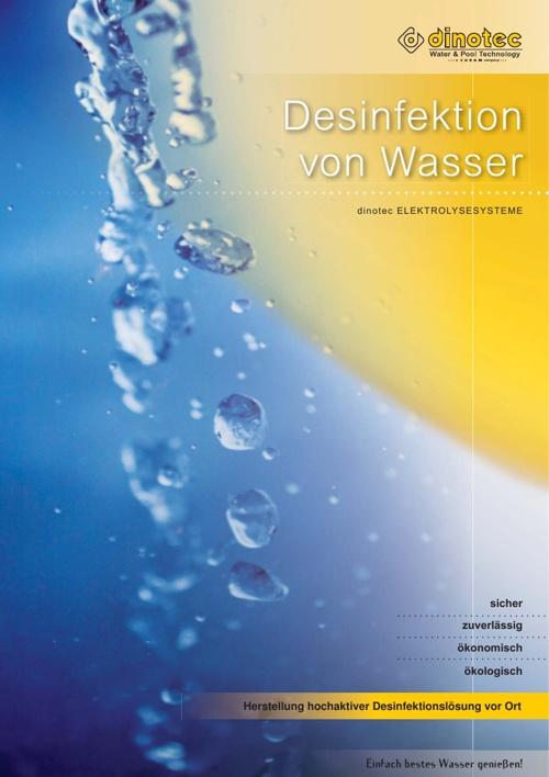 Desinfection von Wasser / DE
