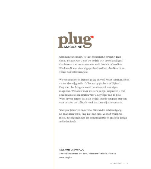 magazine Plug