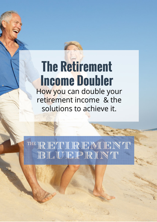 Double Your Retirement Income in the Next 10 years