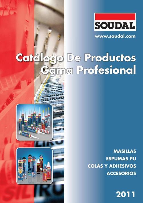 SOUDAL CATALEG PROFESSIONAL_2011_2012