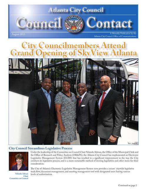 Council Contact