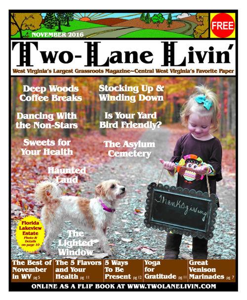 Two Lane Livin November 2016