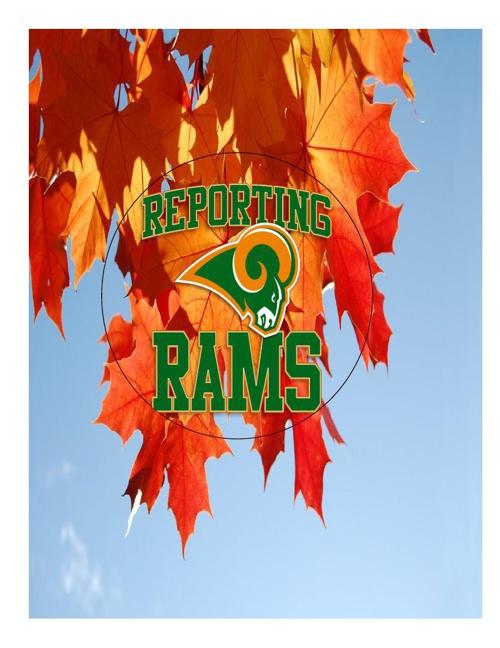 Reporting Rams #1