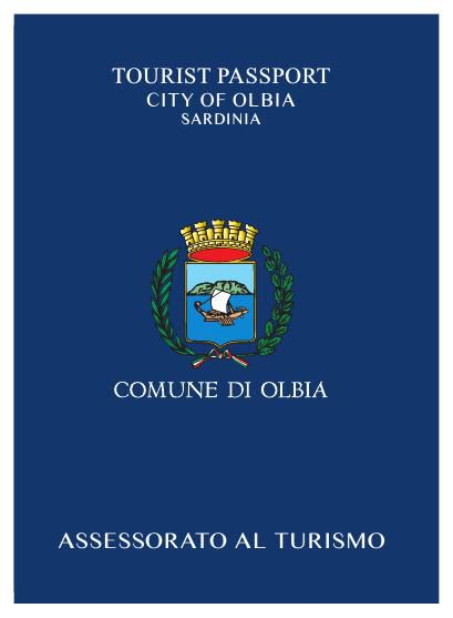 Passaporto del Turista - piccola guida tascabile di Olbia