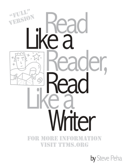 Read Like a Reader-Writer