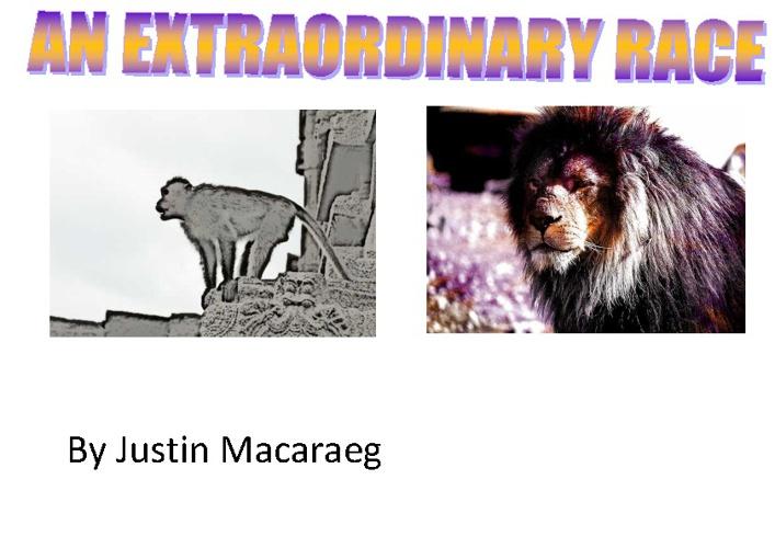 The Extraordinary Race