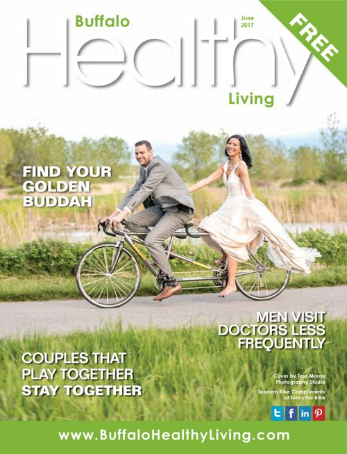 Buffalo Healthy Living Magazine June 2017