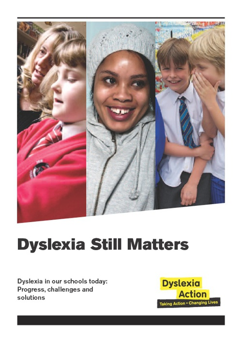 Dyslexia Still Matters Report