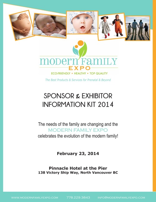 Modern Family Expo Media Kit