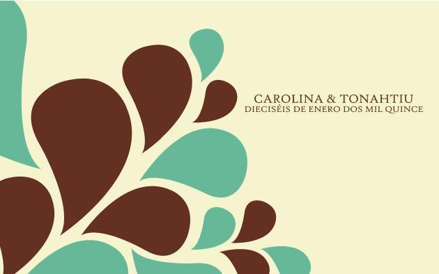 CAROLINA & TONAHTIU