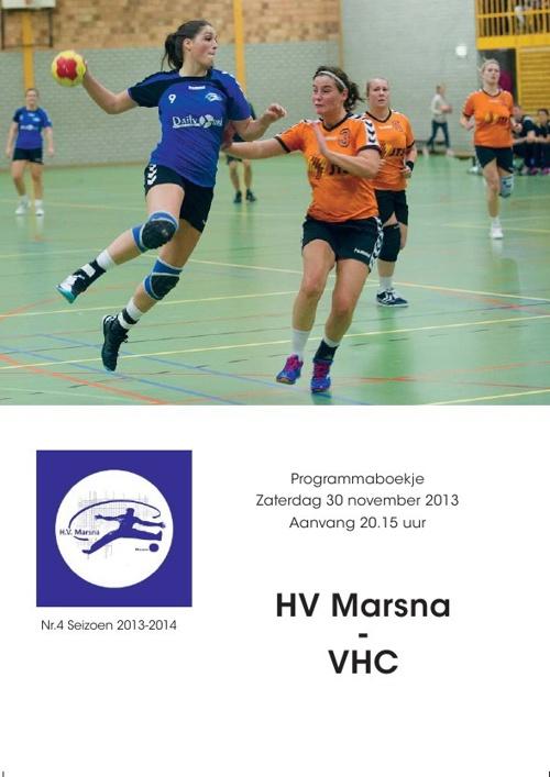 HV Marsna Programmaboekje 4: HV Marsna - VHC