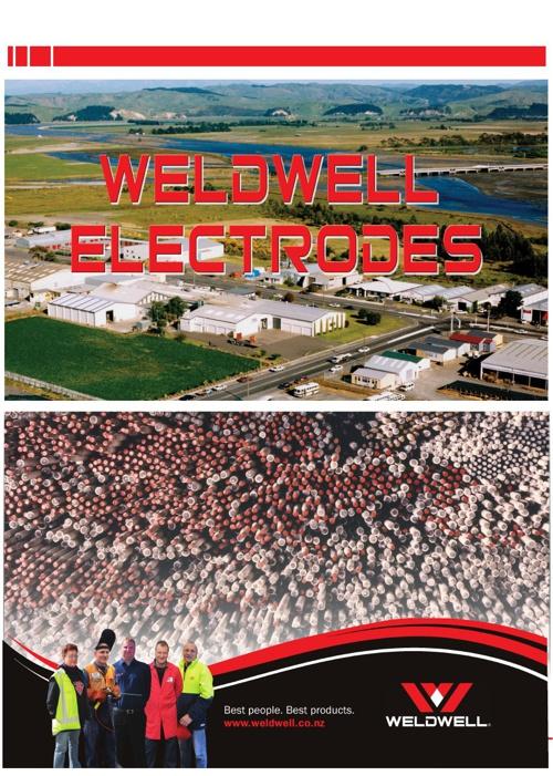 Weldwell Electrode Catalogue
