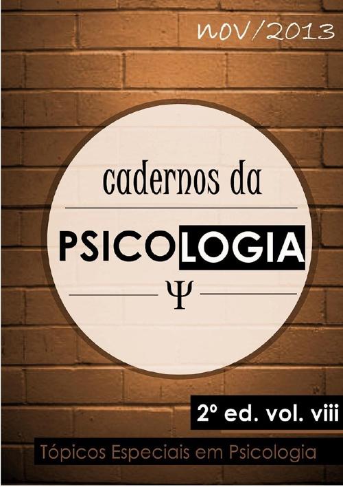 Cadernos da Psicologia (Marron)