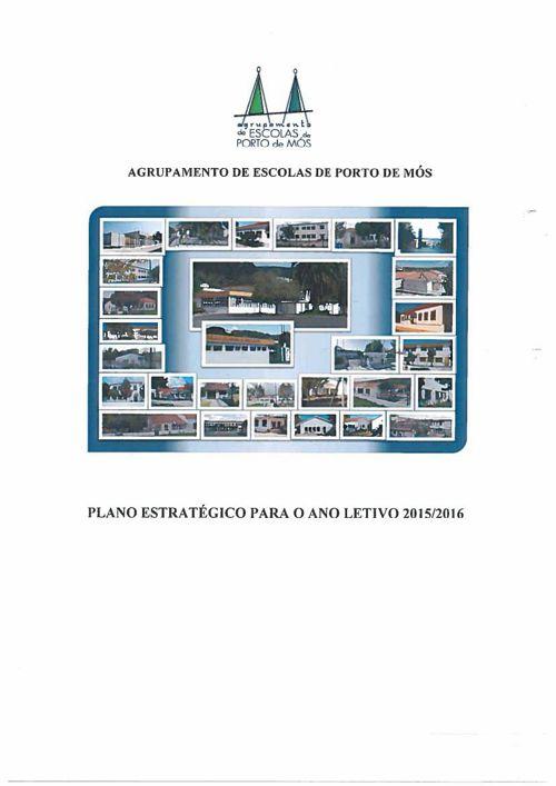 Plano de Agrupamento de Escolas de Porto de Mós