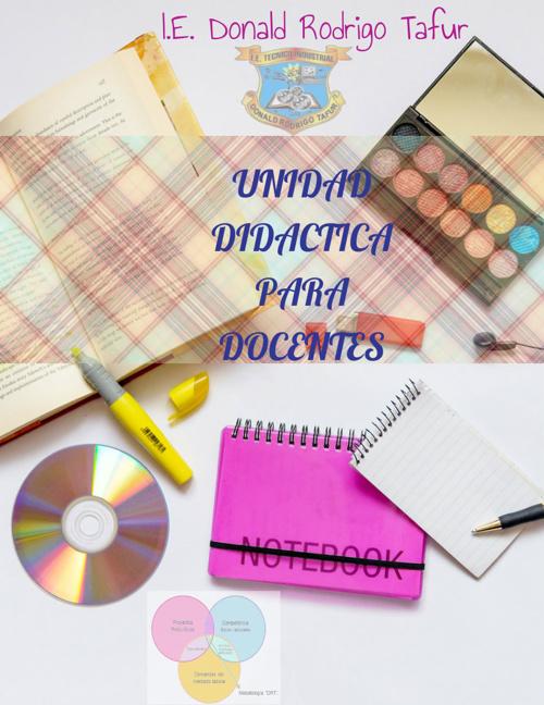 Copy of Unidad Didactica para Docentes Tecnicos del Donald