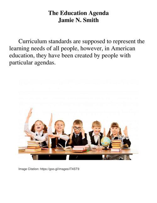 Critical Lens presentation