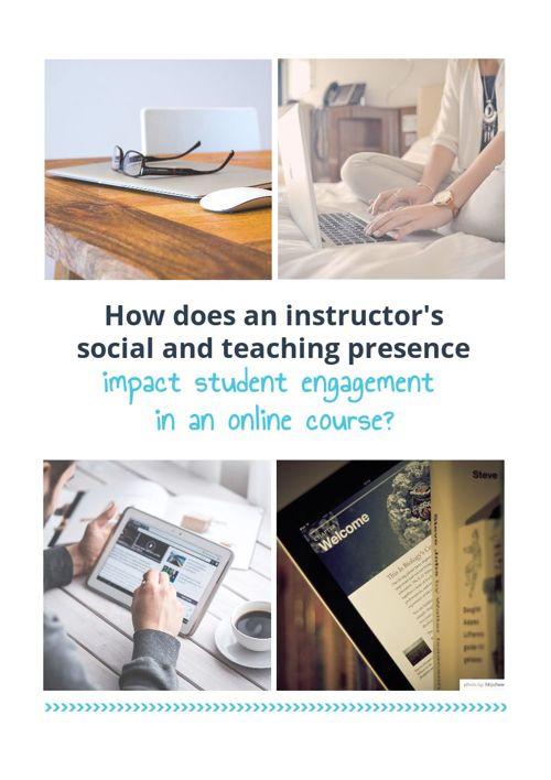 Online Instructor Presence