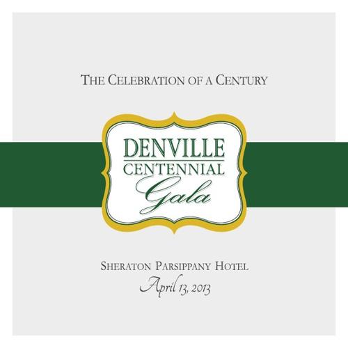 Denville Centennial Gala Program DRAFT 4.3.13
