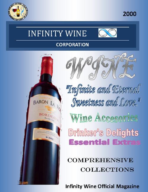 Infinity Wine Corporation