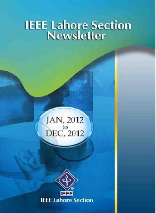 IEEE Lahore Section Newsletter 2012
