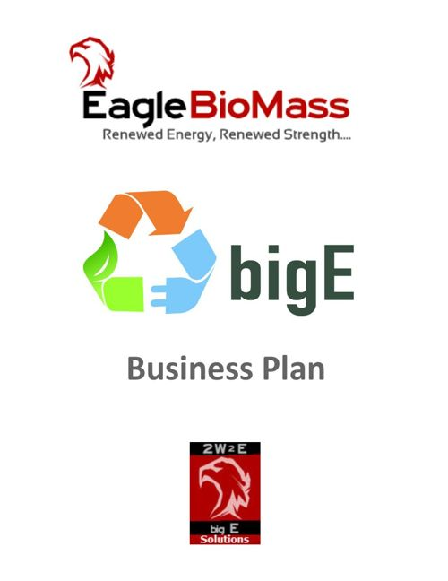 big E  Business plan  Confidential Documentation