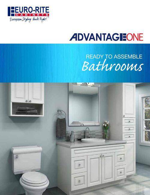 Advantage One Bathrooms
