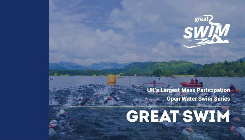 Great Swim 2015 Sponsorship Booklet