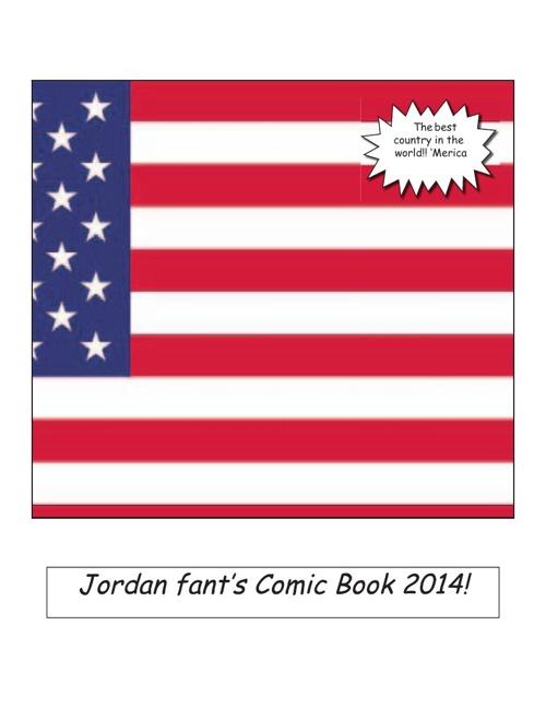 Jordan Fant Comic Book Final 2