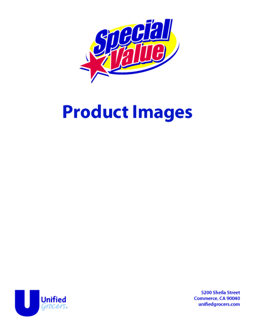 Special Value Images