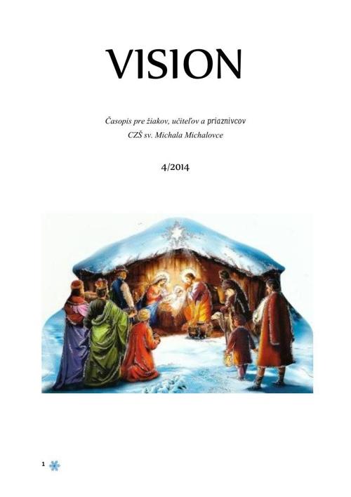 VISION - 4/2014