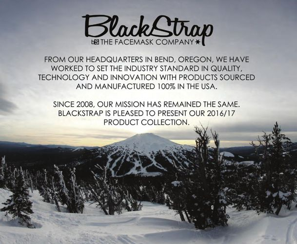 Snow 2016/17 Product Catalog