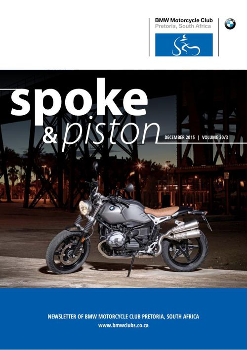 Spoke & Piston December 2015
