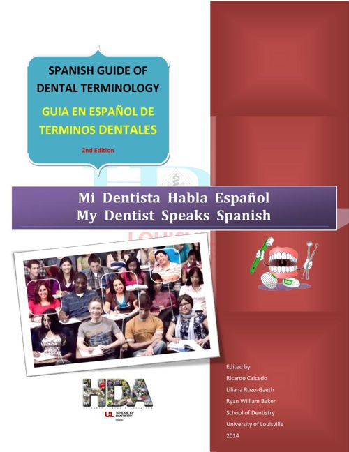 Guia de terminologia Dental- 2nd Edition