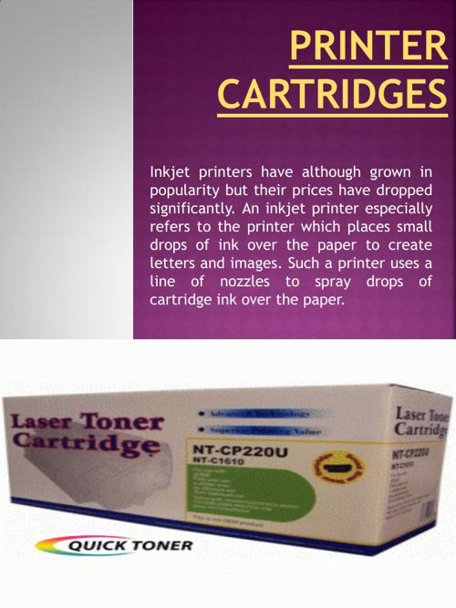 Discount Toner And Ink