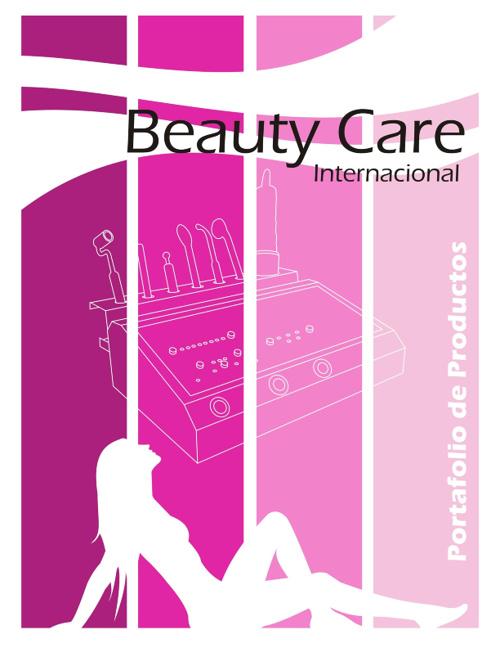 CATALOGO BEAUTY CARE INT 2012