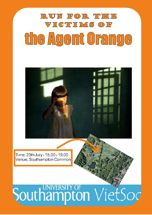 Run for Agent Orange Victims