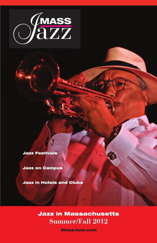 2012 MassJazz Guide