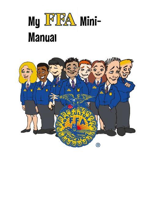 My FFA Manual