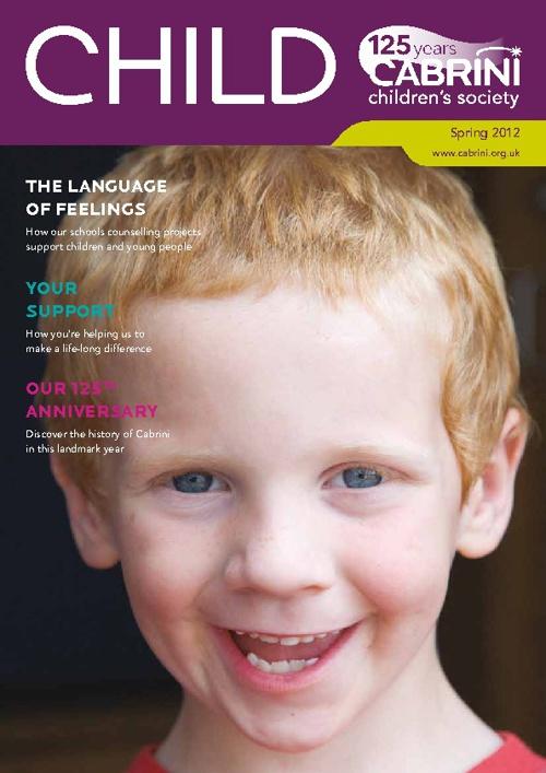 Child magazine Spring 2012