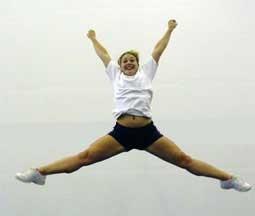 Cheer Jumps